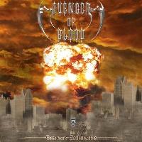 [Avenger of Blood Complete Annihilation Album Cover]