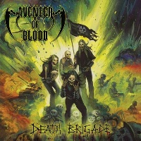 [Avenger of Blood Death Brigade Album Cover]