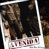 [Avenida Solo Por Diversion Album Cover]