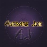 [Average Joe Average Joe Album Cover]