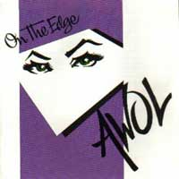 [AWOL On The Edge Album Cover]