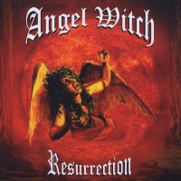 [Angel Witch Resurrection Album Cover]