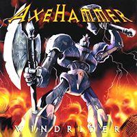 [AxeHammer Windrider Album Cover]