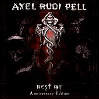 [Axel Rudi Pell Best Of - Anniversary Edition Album Cover]