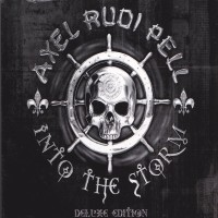 Axel Rudi Pell Into The Storm Album Cover