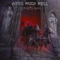 [Axel Rudi Pell Knights Call Album Cover]