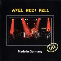 [Axel Rudi Pell Made In Germany Album Cover]