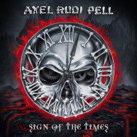 [Axel Rudi Pell Sign of the Times Album Cover]