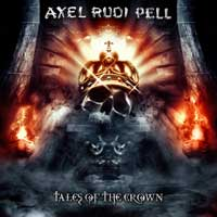 [Axel Rudi Pell Tales of the Crown Album Cover]