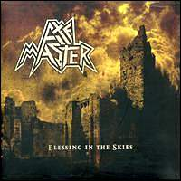 [Axemaster Blessing In The Skies Album Cover]