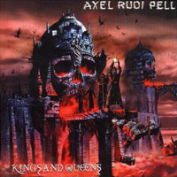 Axel Rudi Pell Kings And Queens Album Cover