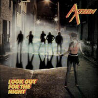 [Axtion Look Out For the Night Album Cover]