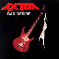 [Axton Bad Desire Album Cover]