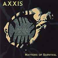 [Axxis Matters of Survival Album Cover]
