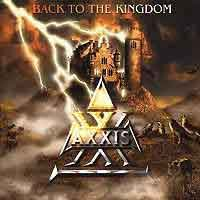 [Axxis Back to the Kingdom Album Cover]