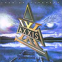 [Axxis Eyes of Darkness Album Cover]