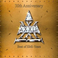 [Axxis 30th Anniversary Best of EMI-Years Album Cover]