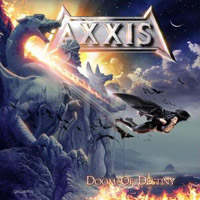 [Axxis Doom of Destiny Album Cover]