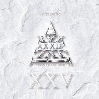 [Axxis Kingdom of the Night II (White Edition) Album Cover]