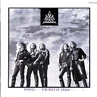 [Axxis Profile - The Best of Axxis Album Cover]