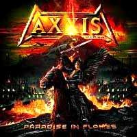 [Axxis Paradise In Flames Album Cover]