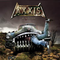 [Axxis Retrolution Album Cover]