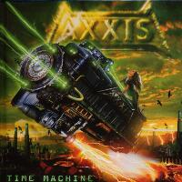 [Axxis Time Machine Album Cover]