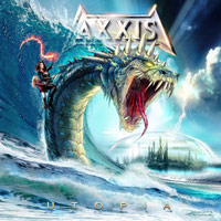 [Axxis Utopia Album Cover]