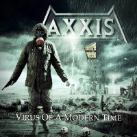 [Axxis Virus of a Modern Time Album Cover]