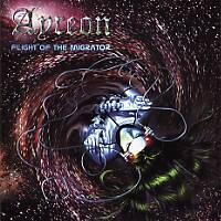 [Ayreon Universal Migrator Part 2: Flight Of The Migrator Album Cover]