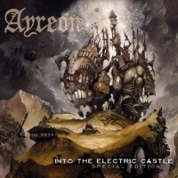 [Ayreon Into the Electric Castle Album Cover]