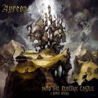 Ayreon Into the Electric Castle Album Cover