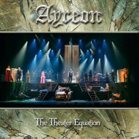 [Ayreon The Theater Equation Album Cover]