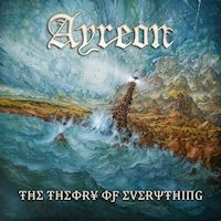 [Ayreon The Theory Of Everything Album Cover]