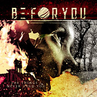 Be For You [B4U] The Things I Never Told You Album Cover