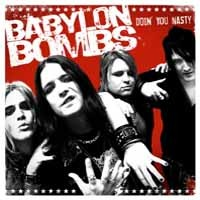 [Babylon Bombs Doin' You Nasty Album Cover]