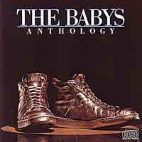 [The Babys The Babys Anthology Album Cover]