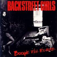 [Backstreet Girls Boogie Till You Puke Album Cover]