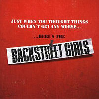 [Backstreet Girls Here's The Backstreet Girls Album Cover]