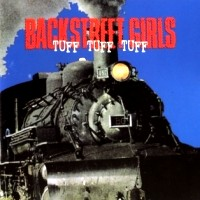 [Backstreet Girls Tuff Tuff Tuff Album Cover]