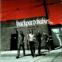 Backyard Babies Stockholm Syndrome Album Cover