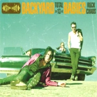 [Backyard Babies Total 13 Album Cover]