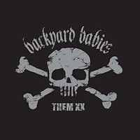 [Backyard Babies Them XX Album Cover]