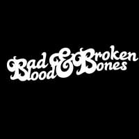 Bad Blood and Broken Bones Bad Blood and Broken Bones Album Cover