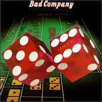 Bad Company Straight Shooter Album Cover