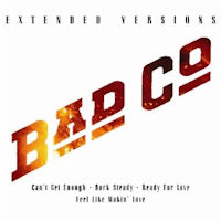 [Bad Company Extended Versions Album Cover]
