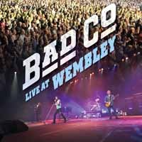 Bad Company Live At Wembley Album Cover