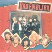 Bad English Greatest Hits Album Cover