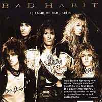 [Bad Habit 13 Years of Bad Habits Album Cover]
