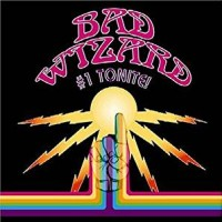 [Bad Wizard Number 1 Tonite Album Cover]